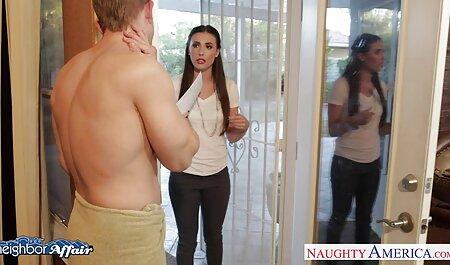 لاتینا با یک الاغ بزرگ در شورت خود فیلم سکسی زن و پسر سوراخ در آلت تناسلی مرد خال کوبی می کند