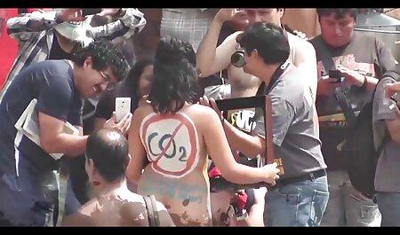 شریک زندگی در دانلود فیلم سکس دو پسر Manda MILF الاغ بزرگ در حمام
