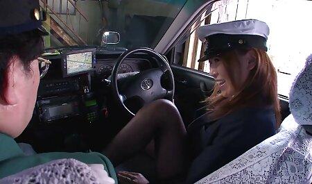 آبونیا جیم جیمز با داشتن کلاه فیلم سکس پسر با عمه روی ماشین لباسشویی به مردی تسلیم می شود