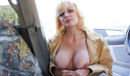 آبنوس مامان مودار را در سکسی مادروپسر تخت بزرگ لعنتی