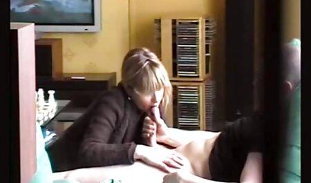 یک بلوند لاغر شوهرش را با یک بیدار کردن از خواب بیدار کرد فلم سکس پسر با پسر