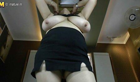 از نوع آنالوگ Dryuchit مقعد فیلم سکسی مادر و پسر جدید از اسلواکی در اتاق خواب